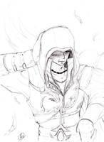Ezio by Talthalra