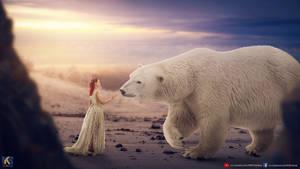 Big Bear Friend by rajrkb