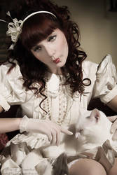 The Porcelain Doll.02 by RGFoto
