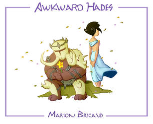 Awkward Hades - THE BOOK ! by poly-m