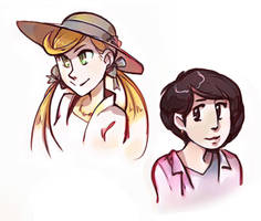 Girls by poly-m