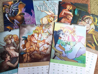 Mercy Calendars available! by poly-m