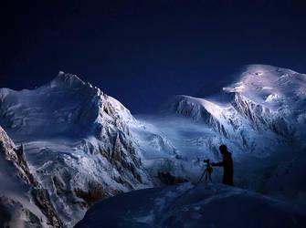 Venturing in the Frozen World by alexandre-deschaumes