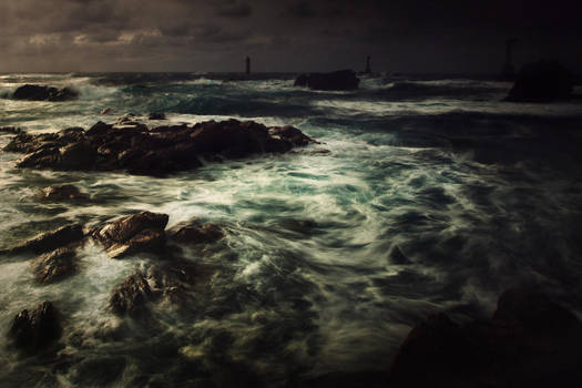 The Shadow Over Innsmouth by alexandre-deschaumes
