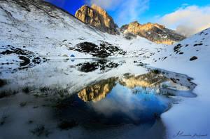 First Snow by alexandre-deschaumes