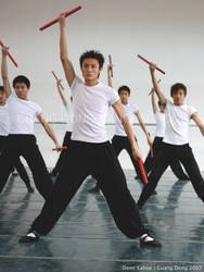 Guang Dong Dancers VI by vampbabe