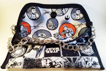 Star Wars Clutch Purse by theloftyballoon