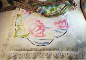 Upcycled Lillymon Purse by theloftyballoon