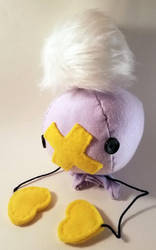 Flooncycled Drifloon Plush by theloftyballoon