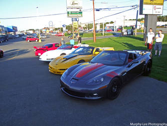 Row of Vettes by lowlow64