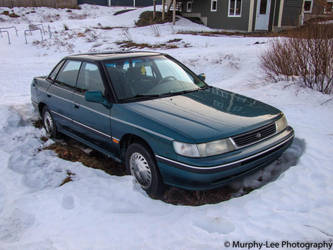 Cold Subaru by lowlow64