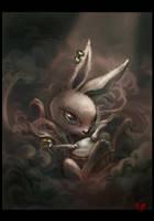 bunny by tony2105