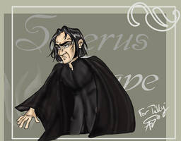 Snape for TallyCat by ADriana-XST