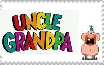 Uncle Grandpa stamp by GoForAPerfect2010