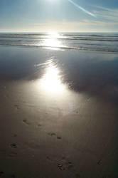 light on sand by gemuese