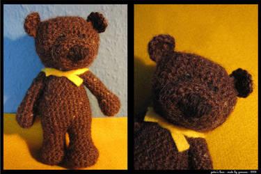 Peter's Bear by gemuese