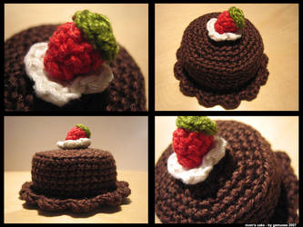 Mom's Birthday Cake by gemuese