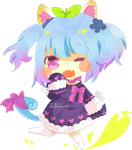 Chibi Yana ( contest entry ) by peppojay