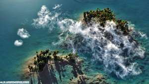 Pacific Islands by arachnid223