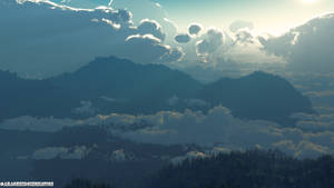 Above the Clouds v.2 by arachnid223