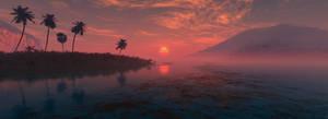 The Gulf of Pollyanna by arachnid223