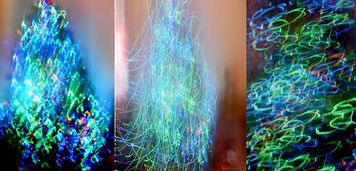 Christmas Triptych by MrBanksArt