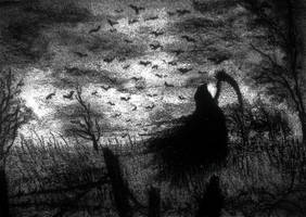 Death's Solitude by mess0rem