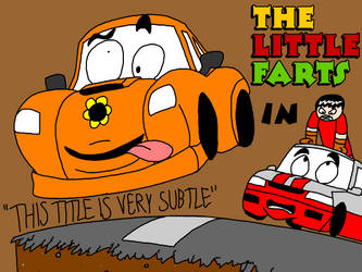 WME - The Little Cars 3 by Maxtaro