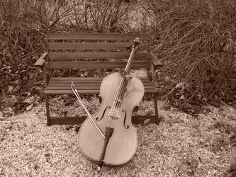 Lonesome Cello . . . by doddolfur