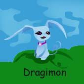 in training level digimon
