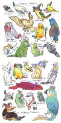 BIRDLY DEFAULT by foxiz