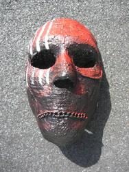 Mask of the Dragon by SofiaAlexandra