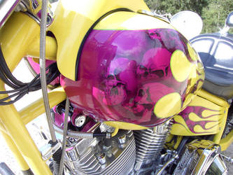 Motorcycle Tank by Madhouse-Workshop