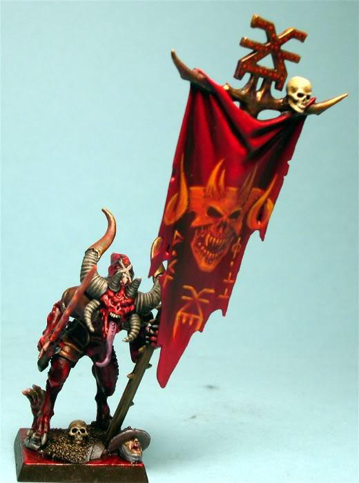 Herald of the Blood God by Madhouse-Workshop