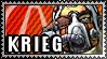 Borderlands 2 Stamp - Krieg by mentalmars