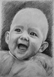 Alisa - Drawing (Zeichnung) by DelicatArt