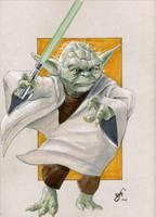 Yoda by gph-artist