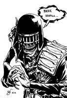 Judge Death - DSC by gph-artist
