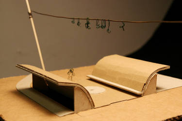 Shoe Project Model-Bird's Eye by JaredPLNormand