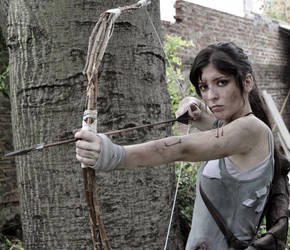 Tomb Raider 2013 - Cosplay Preview by CardCaptorSelene