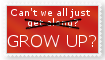Grow Up Stamp by Autumn-Blizzard-Fang