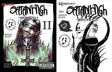 SATANHIGH #2 Ready To Read Online by SATANHIGH