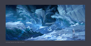 Skyforge. Ice Setting 03 by Andead
