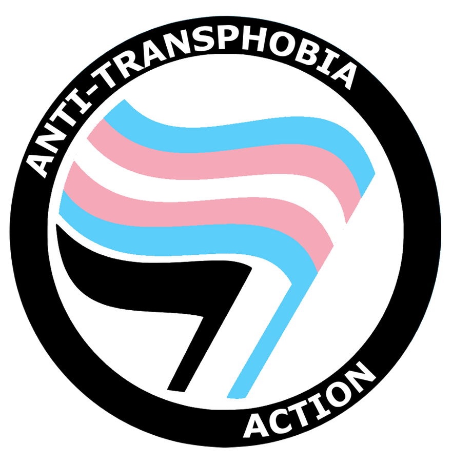 ANTI-TRANSPHOBIA ACTION by quentinwrites