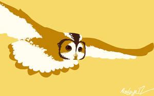 Tawny Owl by Rosslaye