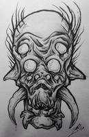 Ahraknofobe by Jimmy-Faceless