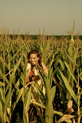 Child of the Corn by VeganInFurs