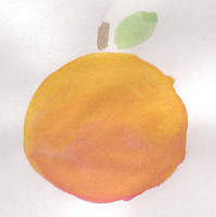 Orange by rachaelwrites