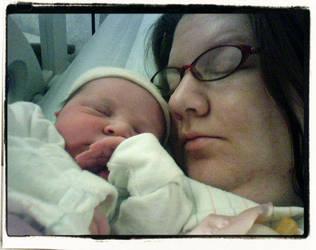 Mother and Child by XxBrokenxXxArtxX
