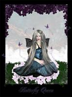 Butterfly Queen by XxBrokenxXxArtxX